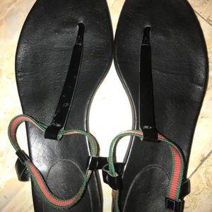 Gucci Sandals Size 8